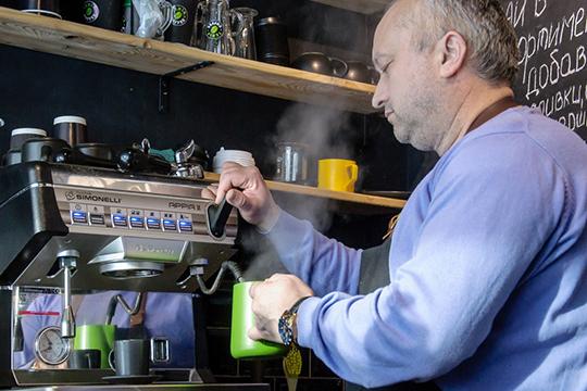 «На Западе вообще не принято употреблять растворимый кофе. Рынок кофе устойчив к кризису, спрос растет!»