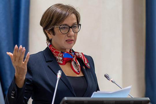 В который раз приходится согласиться с нынешним министром культуры Татарстан Ирадой Аюповой, которая часто говорит об отсутствии в сфере культуры квалифицированных менеджерских кадров