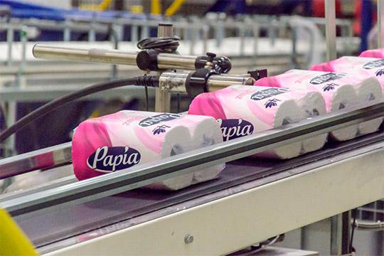 «Высокотехнологичный завод с объемом производства 70 тысяч тонн позволит компании стать крупнейшим в стране производителем санитарно-гигиенической бумажной продукции с общей мощностью предприятия 210 тысяч тонн»