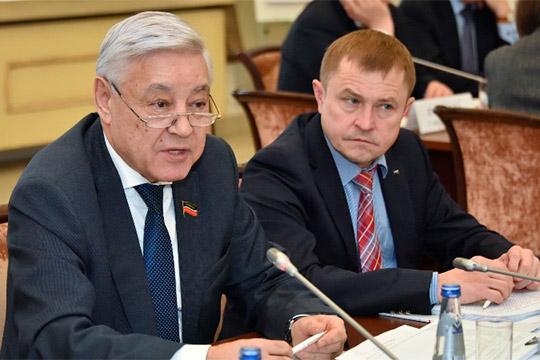Фарид Мухаметшин: «Я еще раз прошелся по всем правкам, для себя принципиальное решение принял — поддержать поправки, которые внес президент РФ»
