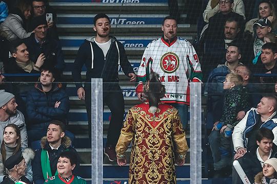В «татарском матче» ощущалось, что клуб действительно хотел удивить зрителя и рассказать о татарской культуре