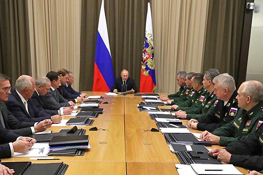 Никто не говорит, какой путь расчистки кредитных долгов ОПК выбран: соответствующий указ Владимира Путина секретен