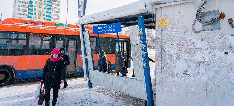Конфликт КАМАЗа иисполкома Челнов вокруг автобусов
