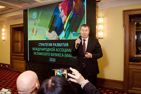 В России появился бизнес-клуб, который составляет ядро Международной ассоциации исламского бизнеса (МАИБ), возглавляемой Маратом Кабаевым