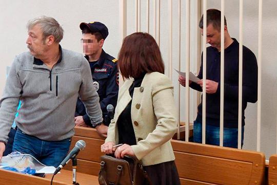 Евгений Рафиков отмечал, что в показаниях потерпевшего и свидетелей на предварительном следствии его фамилия вовсе не называлось