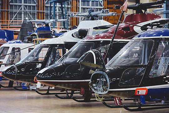 Производство «Ансатов» будет расти, но поставщики комплектующих (а их 300!) вряд ли готовы к серийному производству этого вертолета