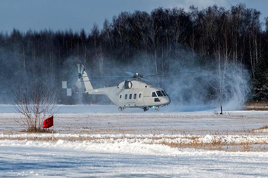Главной надеждой КВЗ на 2020–30-е годы заявлен Ми-38