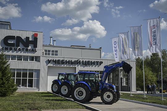 Нидерландское «СиЭнЭйч Индастриал Руссия», поставляющее машины для сельского и лесного хозяйства, неожиданно нарастило убытки втрое до 561 млн.