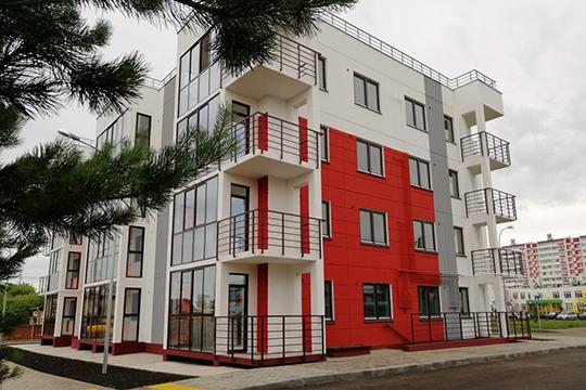 ЖК «Красные Челны» – это дом нового формата, класса комфорт. Находится он внутри микрорайона, между частным поселком и многоэтажными домами