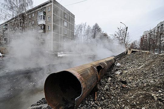 Напороге коммунальной разрухи: Татарстан пролетел мимо федеральной реновации сетей