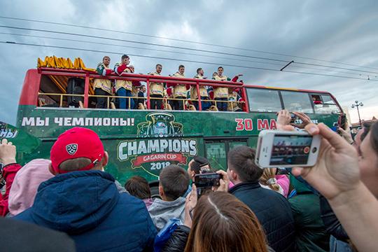 В чемпионский сезон 2017/18 Зарипов также пропустил начало старта Кубка Гагарина. Возможно, проблемы с ребрами станут победной традицией для «Ак Барса»