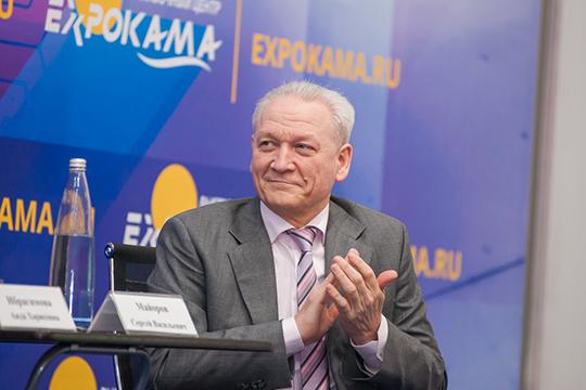 Сергей Майоров: «Мы единственный кластер в России, который имеет свой машиностроительный форум»
