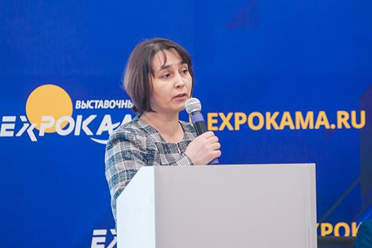 Гузель Гилязова: «На сегодня доля МСБ валового территориального продукта в Челнах составляет 37,2 процента. Доля налоговых поступлений в городской бюджет достигла 34 процентов»