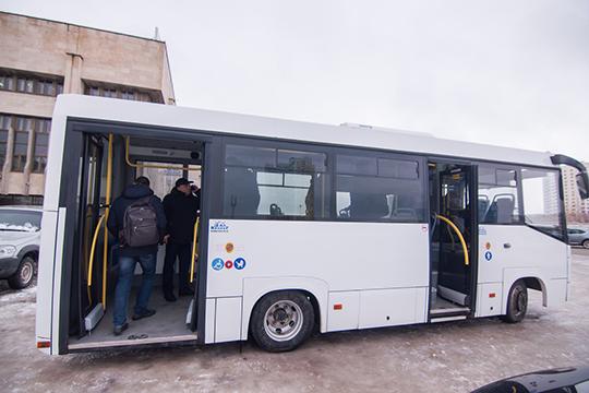 «Не развалится – это же Япония!»: в Челнах нашли новую альтернативу автобусам КАМАЗа