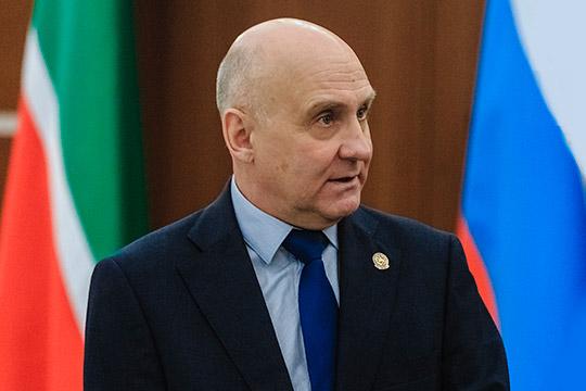 Фёдор Батковна коллегии Госкомитета РТ по биологическим ресурсам сообщил, что в 2019 году в Татарстане создали 5 новых особо охраняемых природных территорий общей площадью более 43 тыс. га