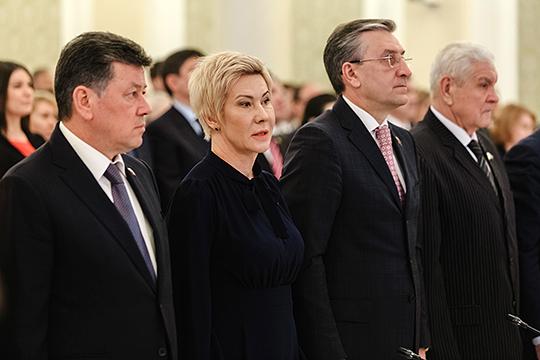 Рустам Минниханов остался недоволен работой депутатов Госдумы РФ от Татарстана по привлечению в республику финансирования