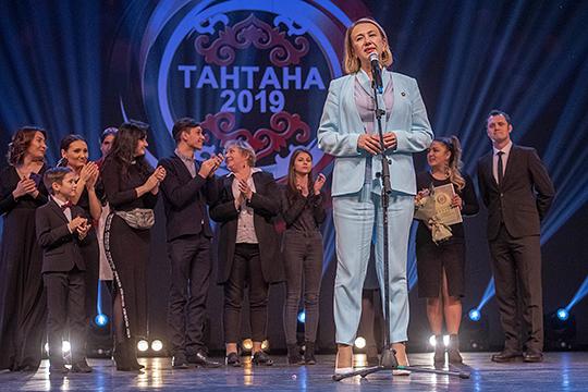 По инициативе министра культуры Ирады Аюповой больше не будут присуждать театральную премию «Тантана» вноминации «Событие года»
