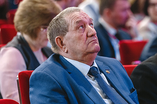 У ректора КФУ появился новый советник. Им стал Рашид Загидуллин, до сентября прошлого года возглавлявший Апастовский район Татарстана