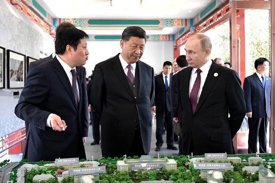 Ради ослабления союза России и Китая США легко поддержат воссоздание в новом виде Советского Союза