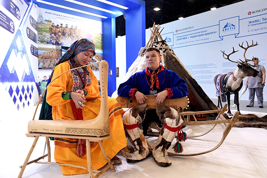 У нас термин «коренной народ» используется только относительно коренных малочисленных народов Севера, Сибири и Дальнего Востока в законе о гарантиях прав таких народов