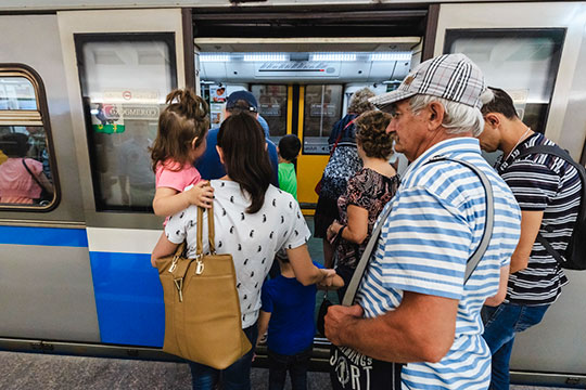 «Хороший город — не тот город, где даже самые бедные люди используют машины. Хороший город — это тот, где даже самые богатые пользуются общественным транспортом»
