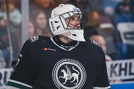 Вратарь «Ак Барса» Тимур Билялов в нынешнем сезоне установил рекордную сухую серию чемпионатов России, побив рекорд 15-летней давности