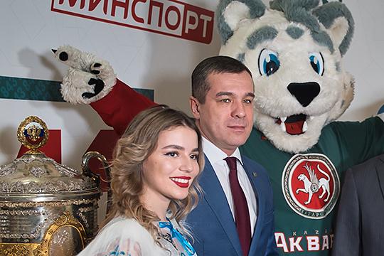 Место генерального директора занял Мансур Усманов, который до этого два сезона работал в «Нефтянике»