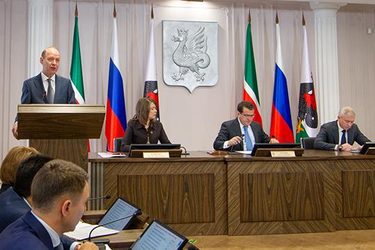Сегодня на утреннем совещании исполкома Казани подводили итоги строительной отрасли города