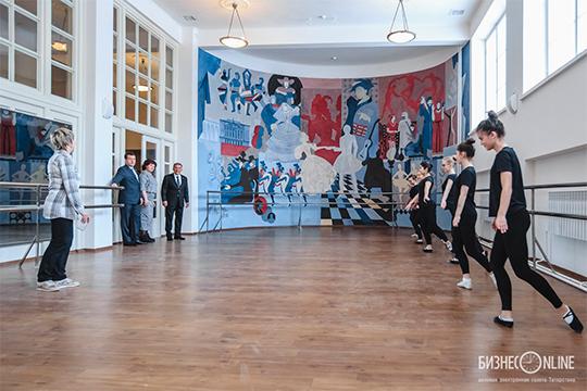 В столице РТ продолжается активная модернизация учреждений культуры. Уже отремонтированы ДК им. Ленина, ЦКС «Московский», «Сайдаш»