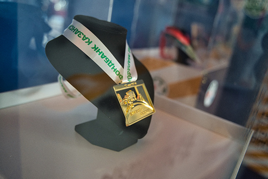 «Также внедрили «Парад наций» — шествие участников, как на Олимпиаде»