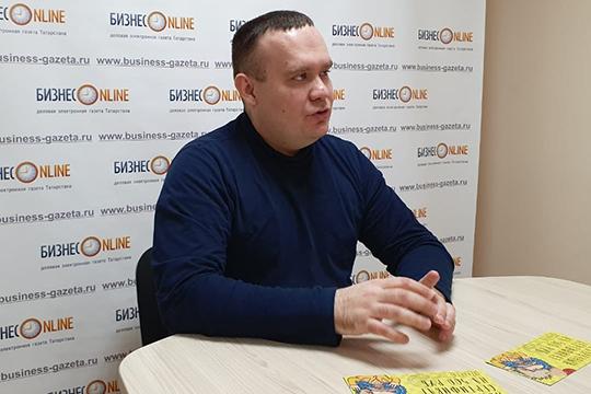 Ленар Галиуллин: «Отметил бы большой хороший парк, набережные, где люблю гулять. Но хотелось бы, чтобы город развивался, как Казань, например»