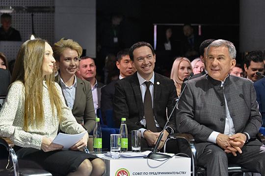 Модератором заседания Совета по предпринимательству при президенте РТ стала известная в Татарстане фермер Алена Белоглазова