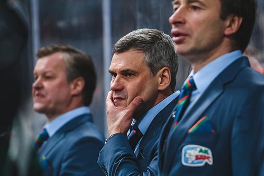 После матча главный тренер «Ак Барса» Дмитрий Квартальнов признался, что матч получился непростым из-за агрессивности «Нефтехимика»