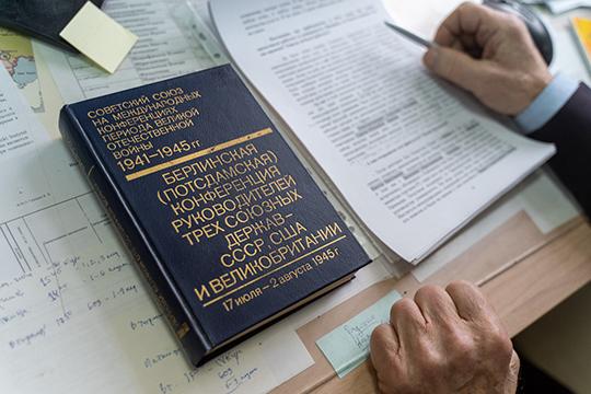 «Вышло постановление министерства высшего образования СССР о том, что 25% студентов должны были быть представителями рабочего класса»