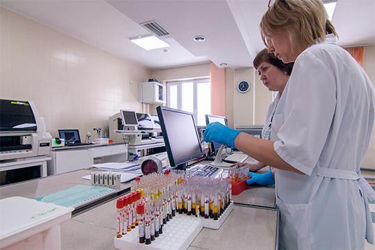 «Запустили проект «Центр гематологии». При обследовании ребенка с заболеванием выходим на его родителей и тоже проводим анализ их биологического материала»