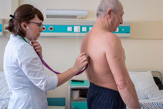 «Часто встречающийся вид заболеваний у мужчин — рак предстательной железы. У данного заболевания есть специфический маркёр, и в случае его увеличения мы проводим мужчинам дополнительное обследование»