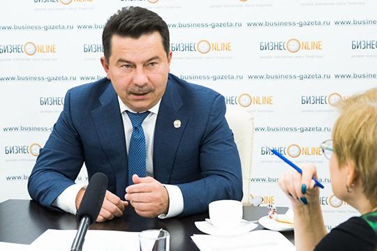 Марат Садыков: «Запущены национальные проекты, мы подводим итоги первого года их реализации. Все поставленные показатели мы выполнили