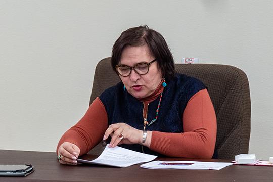 Фарида Забирова сообщила, что член ВООПИиК Сергей Саначин на суде выступал со стороны комитета, а не общества охраны памятников: «Получилось, что мы, люди из одной организации, стоим по разные стороны: истец и ответчик»