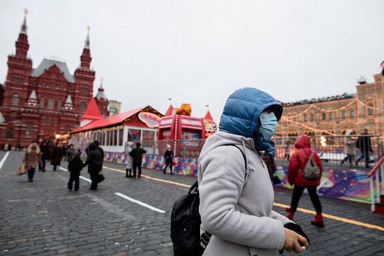 В России вышло постановление, вводящее вывоз из страны медицинских масок