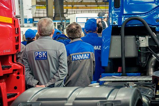Накануне стало известно, что «КАМАЗ» намерен подписать приказ с рядом ограничений на предприятии для препятствования распространения китайской напасти