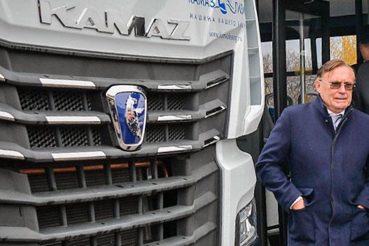 «Мусорная» реформа как катапульта для Сергея Когогина: Scania, Volvo иMercedes внокдауне