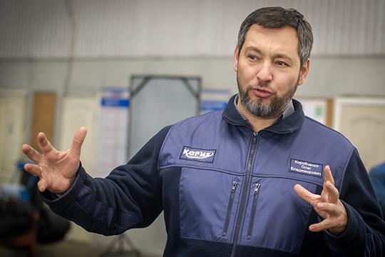 Олег Коробченко, ГК«Кориб»: «Четыре человека собирают грузовик снуля за8 часов!»