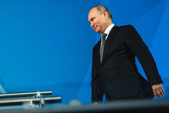 «У меня нормальное отношение к Путину. Я его не критикую и не хвалю»