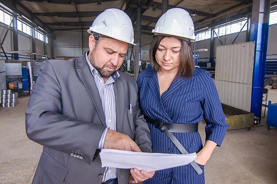 Ольга Айдуганова ведет семейный бизнес, который многие назвали бы сугубо мужским