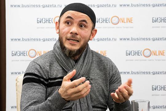 Муслим Юнусов: «Ибраки между юртовскими татарами, карагашами ипереселенцами, потомками татар сосредней полосы, никогда невоспринимались, как межнациональные браки»