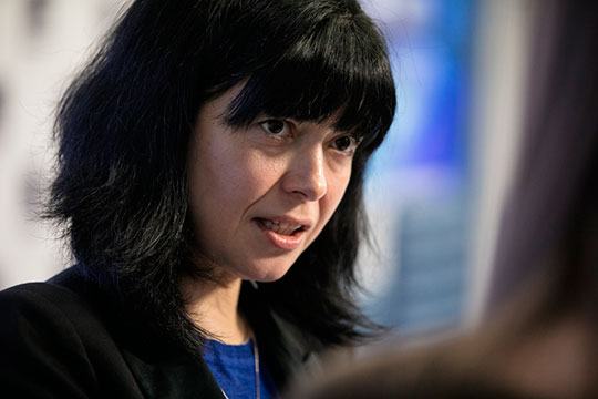 Майя Ломидзе: «То, что происходит сейчас, можно оценить как беспрецедентную историю»