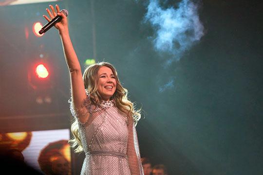 Гузель Уразова безусловно, самая популярная сегодня в Татарстане певица