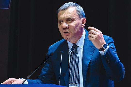 По словам Юрия Борисова, в Татарстан он приехал, чтобы «пощупать, чем дышит успешный регион». Но полученный результат в 1% роста его не очень-то вдохновил