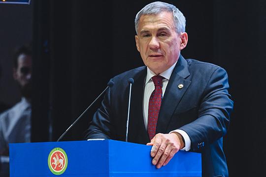 Президент РТ поблагодарил федеральные власти за меры, которые помогут снять с оборонно-промышленного комплекса долговое бремя