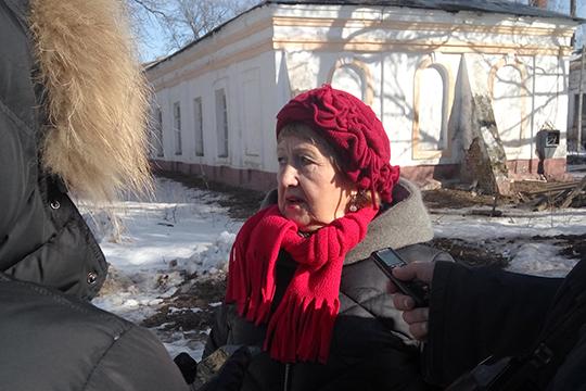 Галина Юпина: «Столько было разговоров о том, что здесь много редких деревьев. Так вот, мы обнаружили только один уникальный для Казани вид бархата амурского, который путают с пробковым дубом»